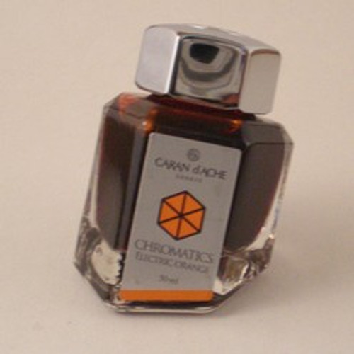 Caran d'Ache Chromatic Electric Orange