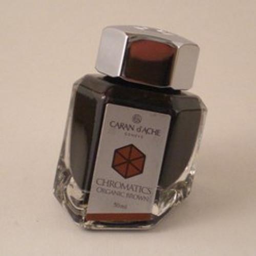Organic Brown Caran d'Ache Chromatic Organic Brown