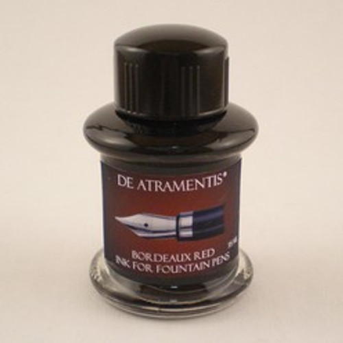De Atramentis Bordeaux Red