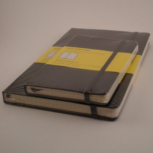 Hard Cover (Squared)