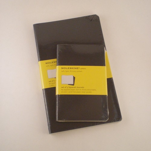 Cahier (Squared)