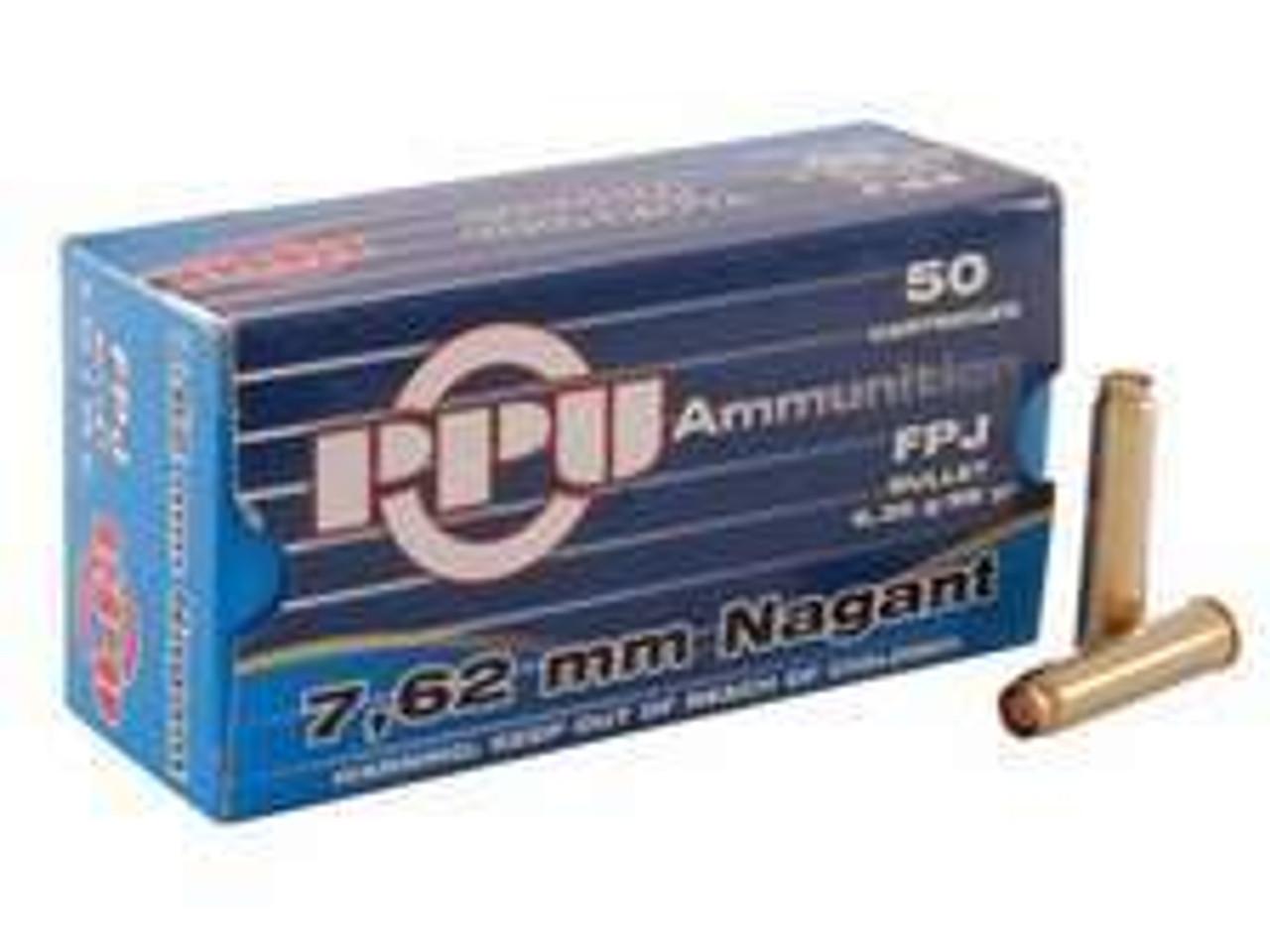 7.62x38 Nagant Ammo