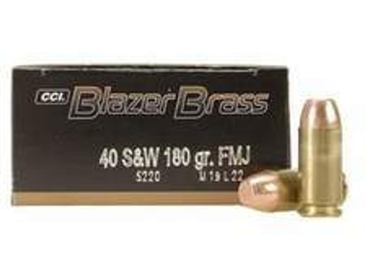 40 S&W Ammo