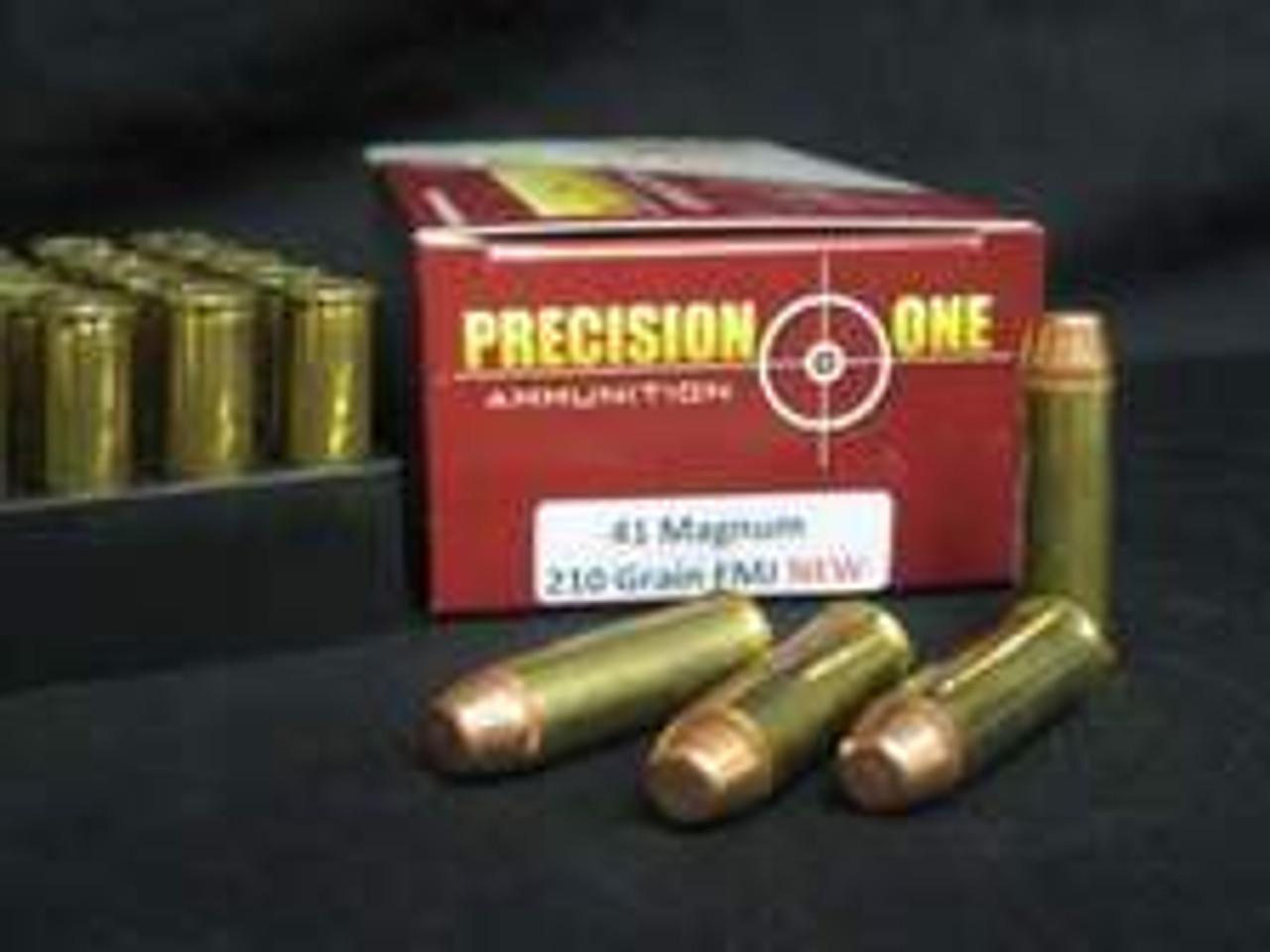 41 Rem Mag Ammo