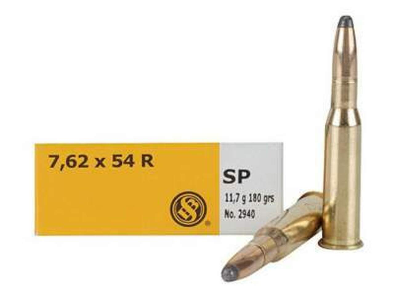 7.62x54mm Rimmed Russian Ammo