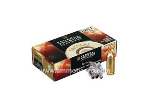 Federal 40 S&W HST Tactical P40HST1B 180 gr JHP 1000 rounds