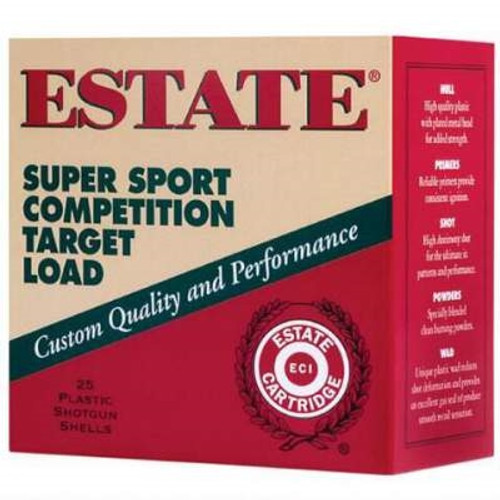 "Federal Estate 410 Bore Ammunition ESS4108 2-1/2"" 1/2oz #8 shot 1200fps 250 rounds"