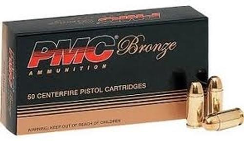 PMC 380 Auto Ammunition 380A 90Grain Full Metal Jacket CASE 1000 rounds