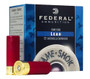 "Federal 12 Gauge Ammunition Game-Shok H1264 2-3/4"" #4 Shot 1-1/4oz 1330fps Case of 250 Rounds"