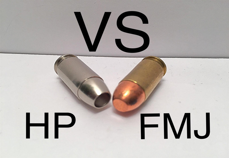 Full Metal Jacket Ammo Vs Hollow Point - Difference And Usage