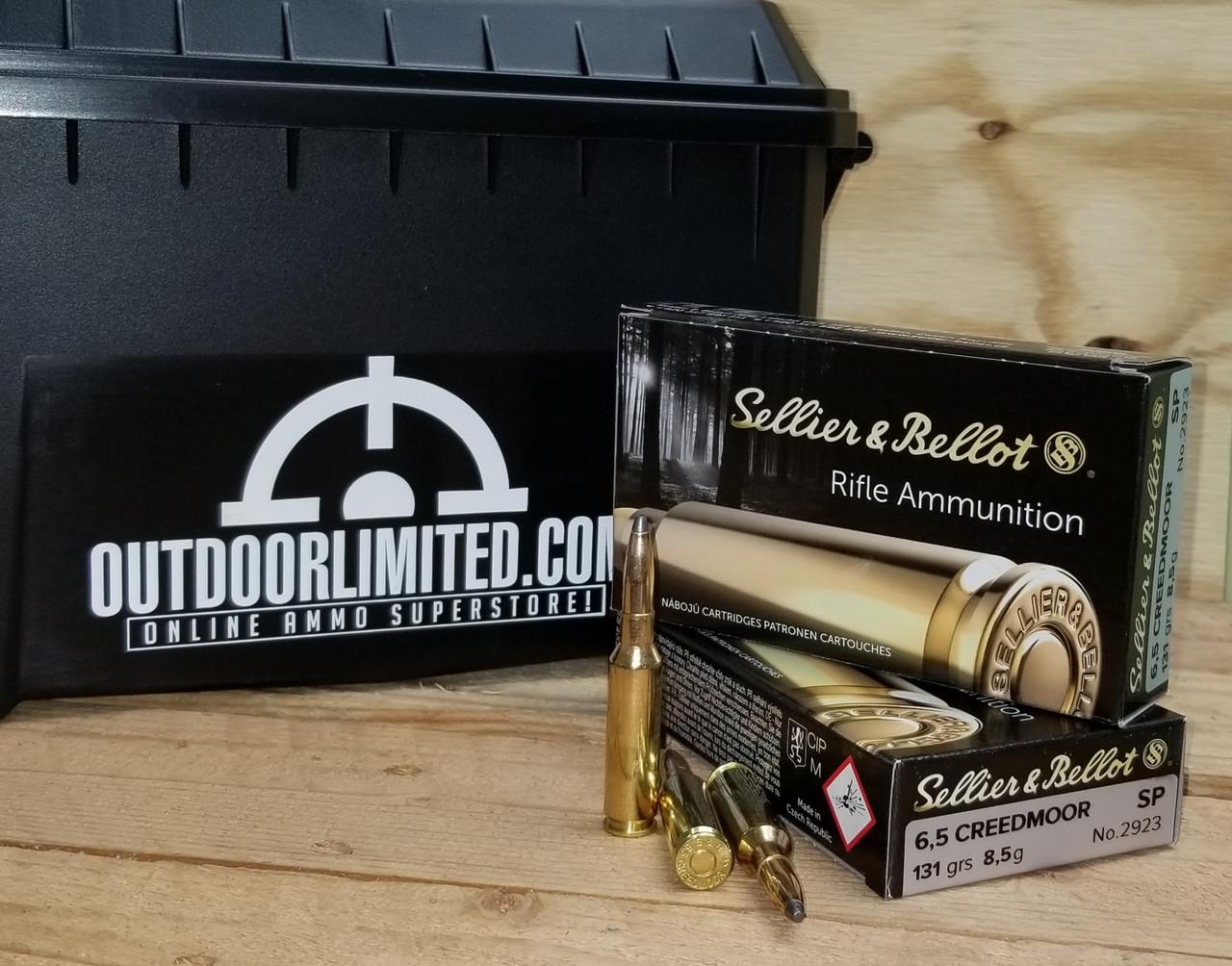 6 5mm Creedmoor Ammo | 6 5mm | Bulk 6 5mm Creedmoor Ammo