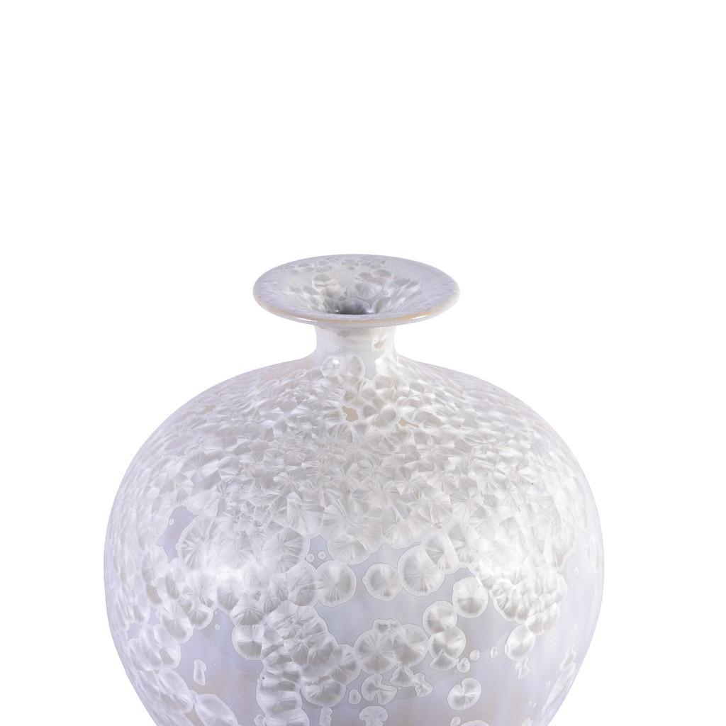 Crystal Shell Pomegranate Vase