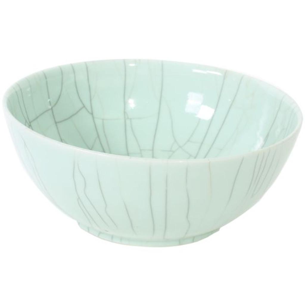 Celaon Crackle Porcelain Bowl
