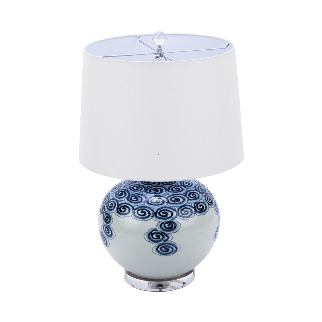 Drifting Cloud Pomegranate Lamp