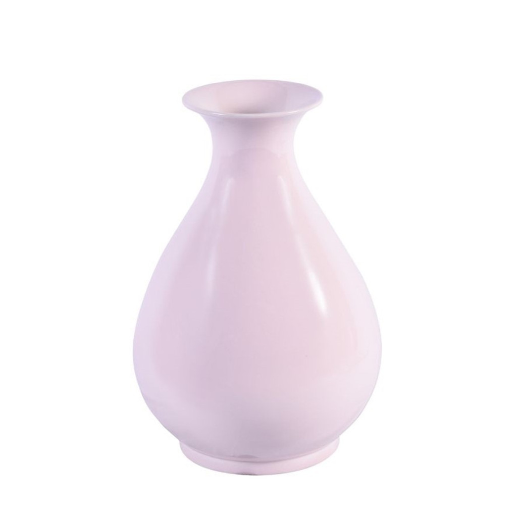 Pink Pear Porcelain Vase Small