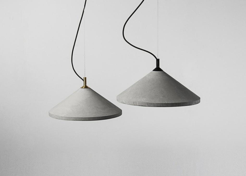 Ren Pendant Lamp - BlackTop