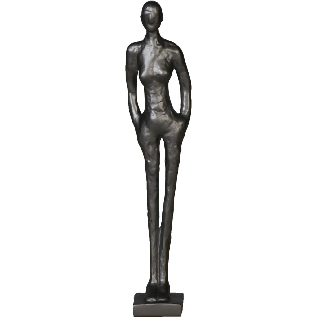 Standing Figure RS Black - 3 Sizes