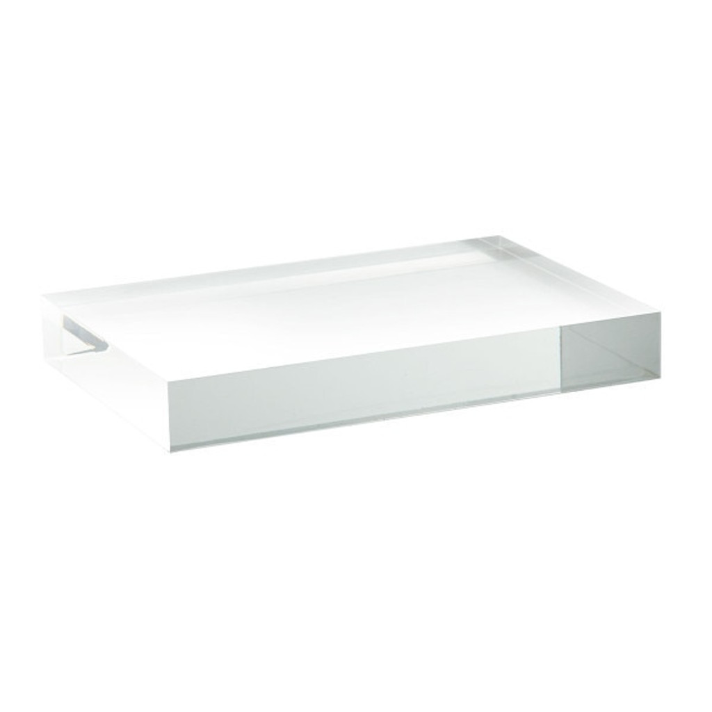 Acrylic Riser - Rectangular
