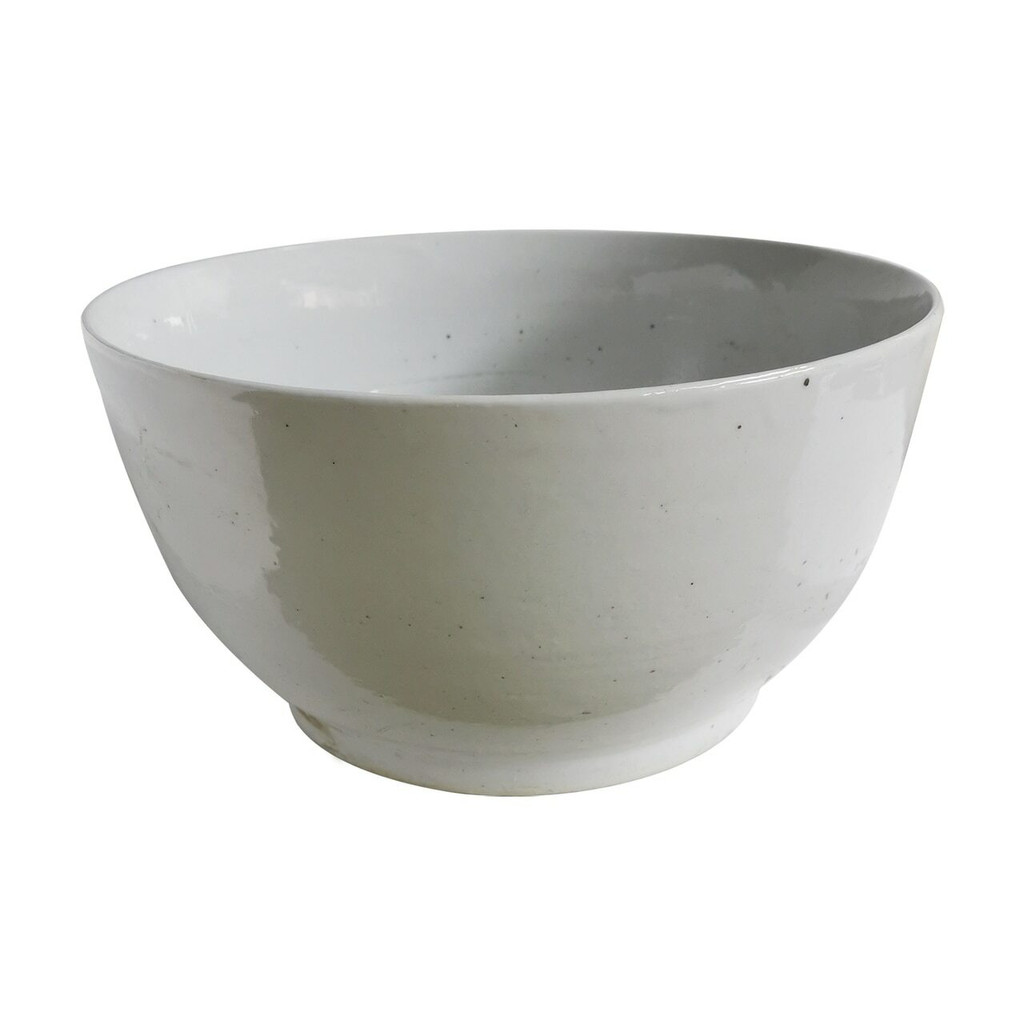 Busan White Arhat Orchid Bowl - 2 Sizes