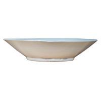 Busan White Plate