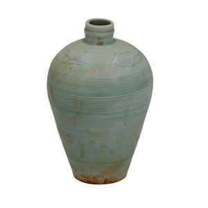 Celadon Small Plum Vase