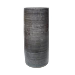 Porcelain Umbrella Vase - Misty Gray