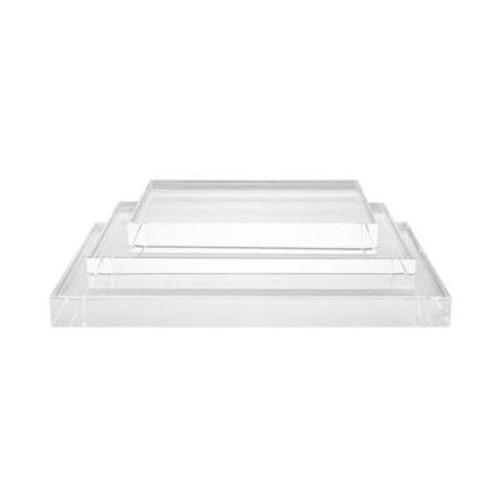 Acrylic Riser Rectangular - Multiple Sizes