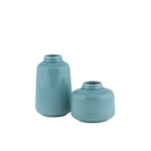 Vase Lewis Celadon - 2 Sizes