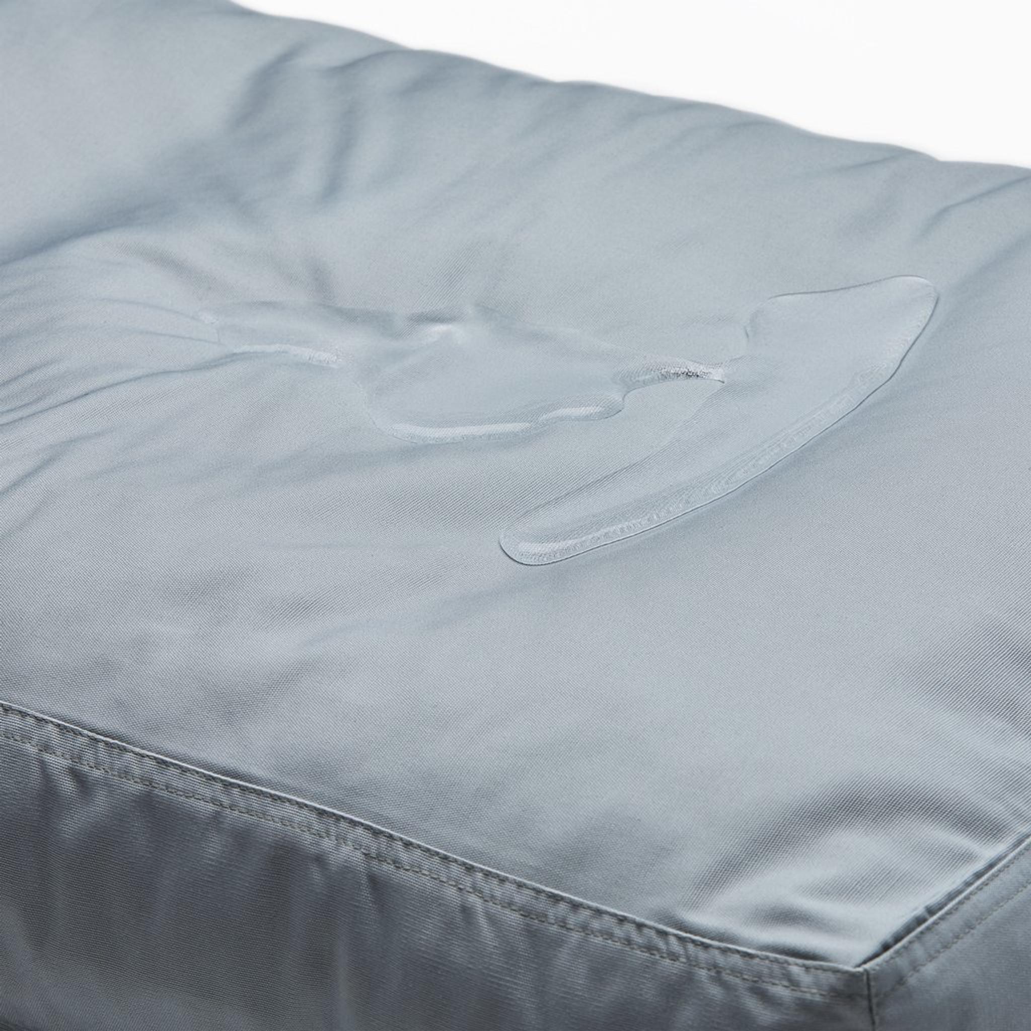 fable pet bed cushion waterproof indoor outdoor modern simple grey