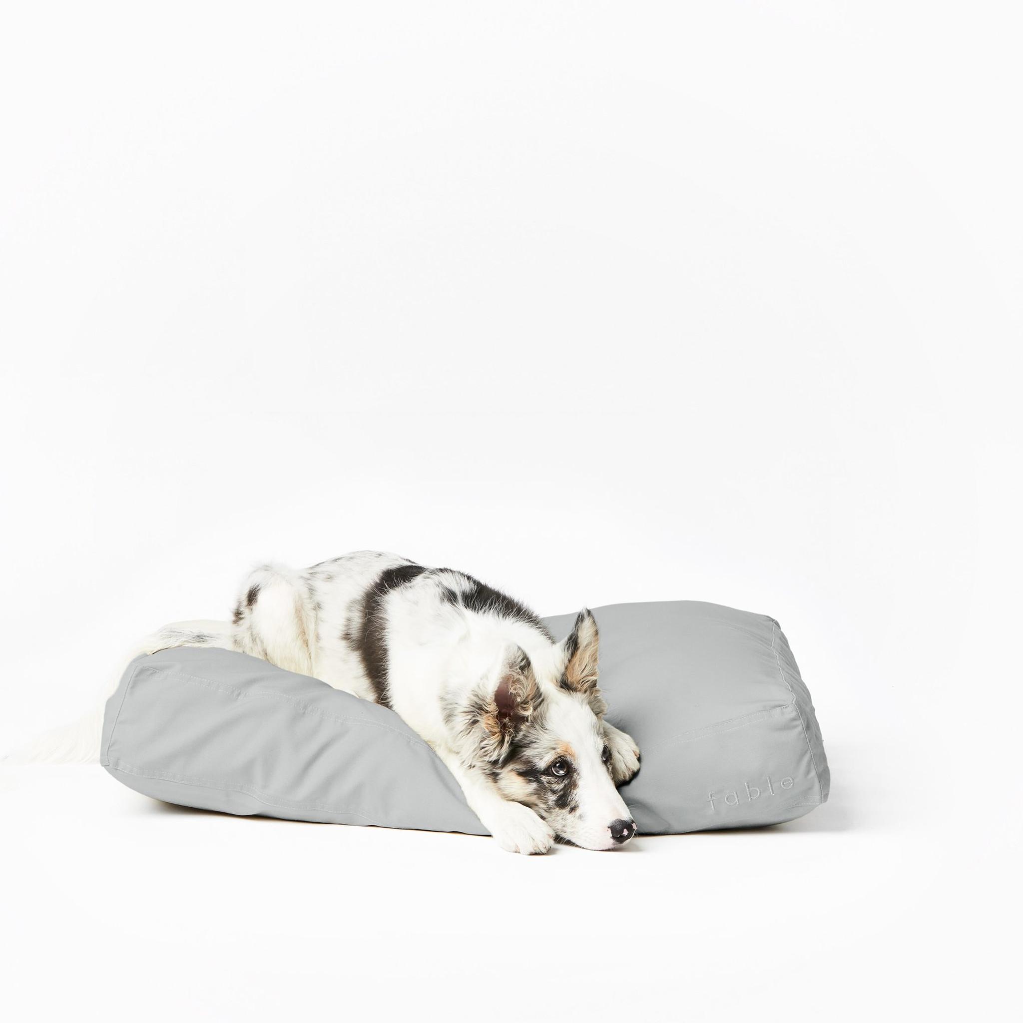 modern pet cushion mattress minimal chic waterproof