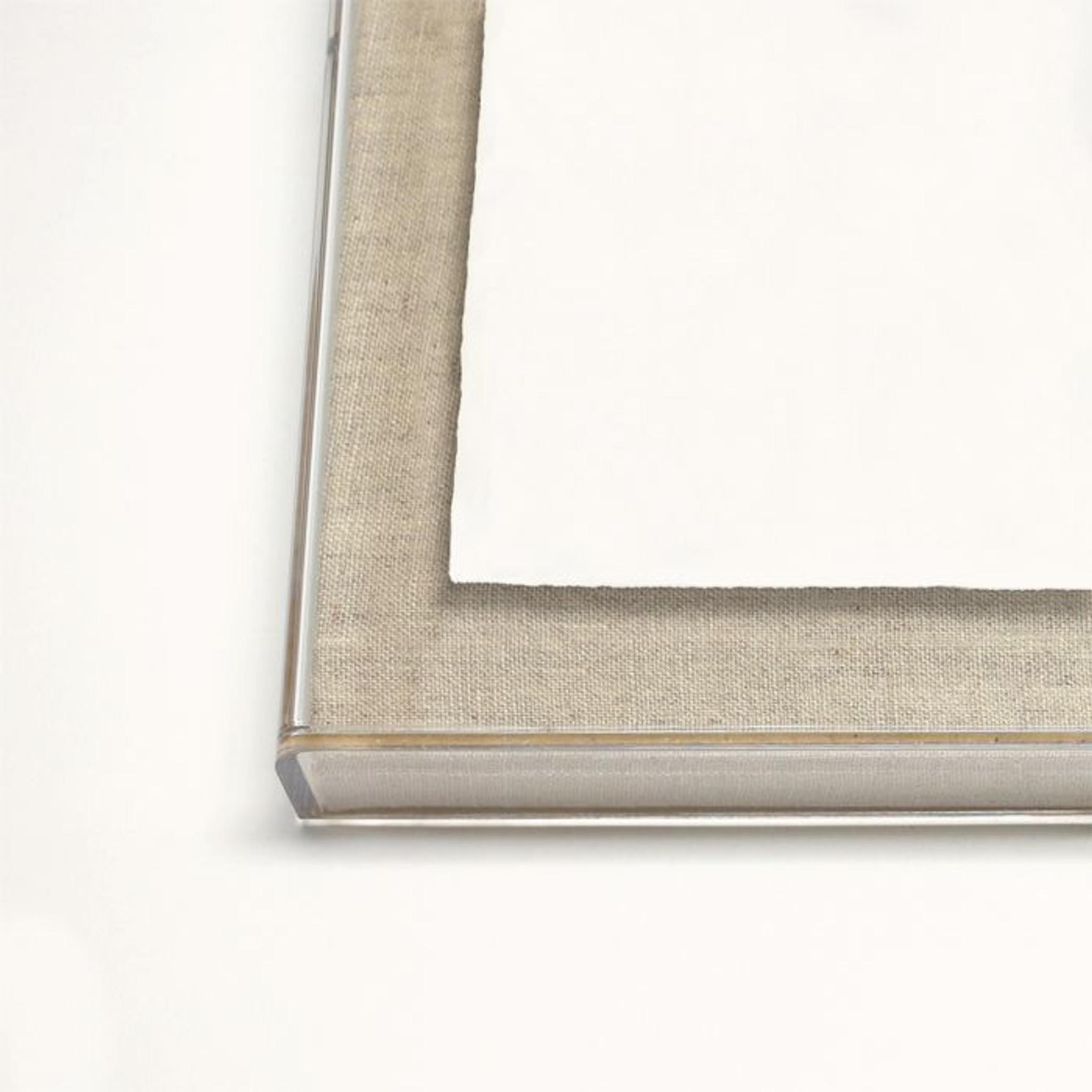 Natural Curiosities Folden Float ocean no 7 Fine Photography Wall Art with Acrylic Frame