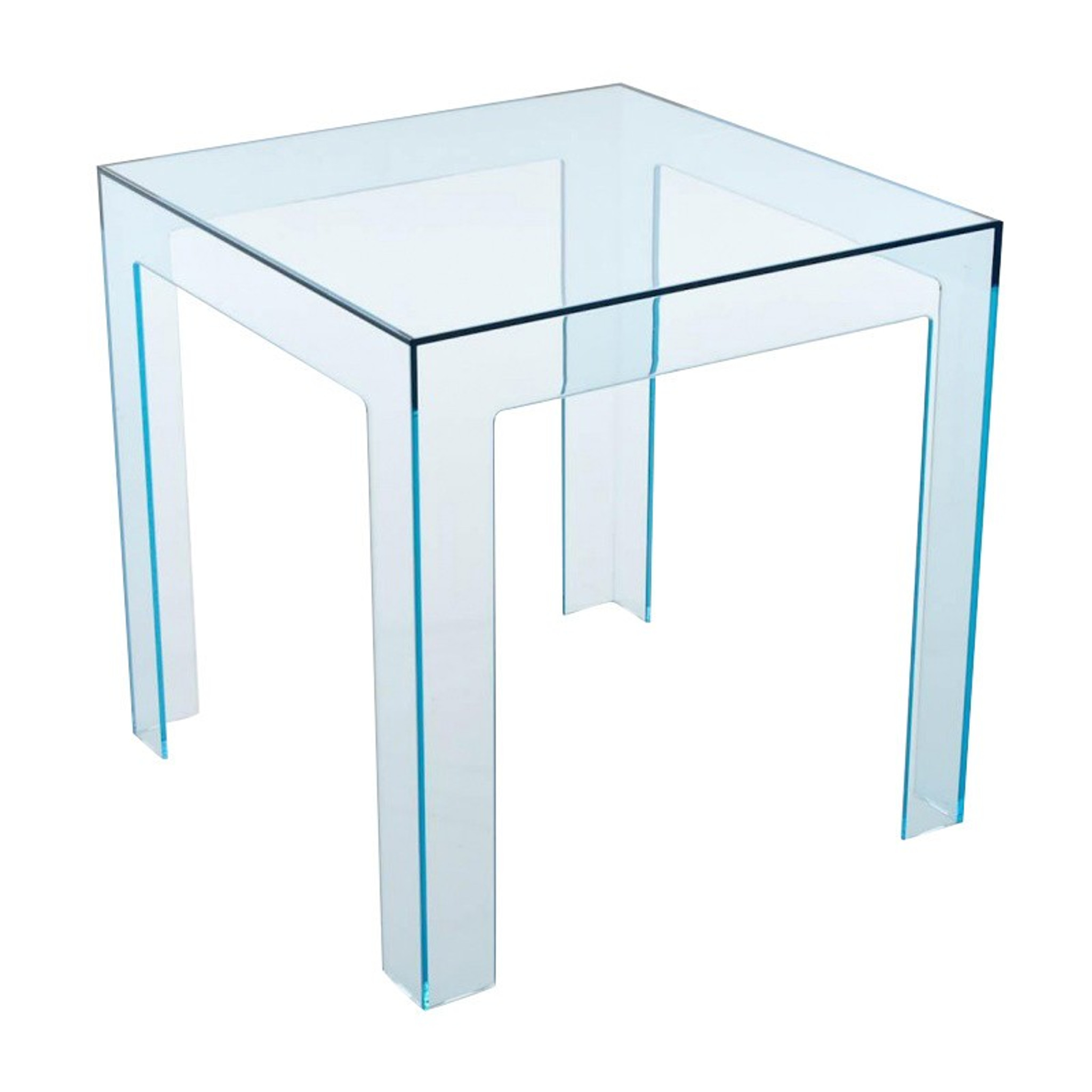 kartell-jolly-table-light-blue-kids end side lucite acrylic play