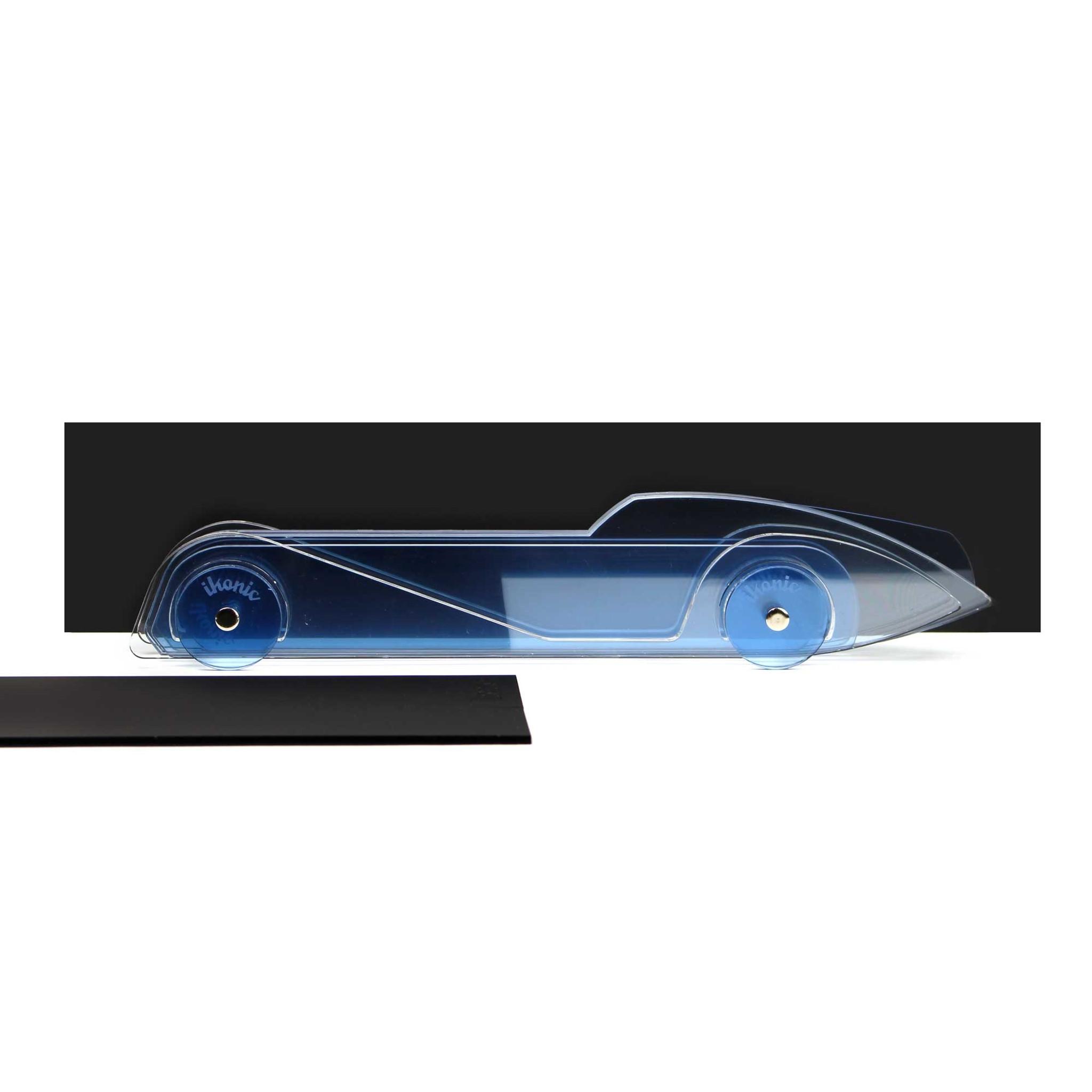 Acrylic  Color Car Model Sculpture,  Color Options