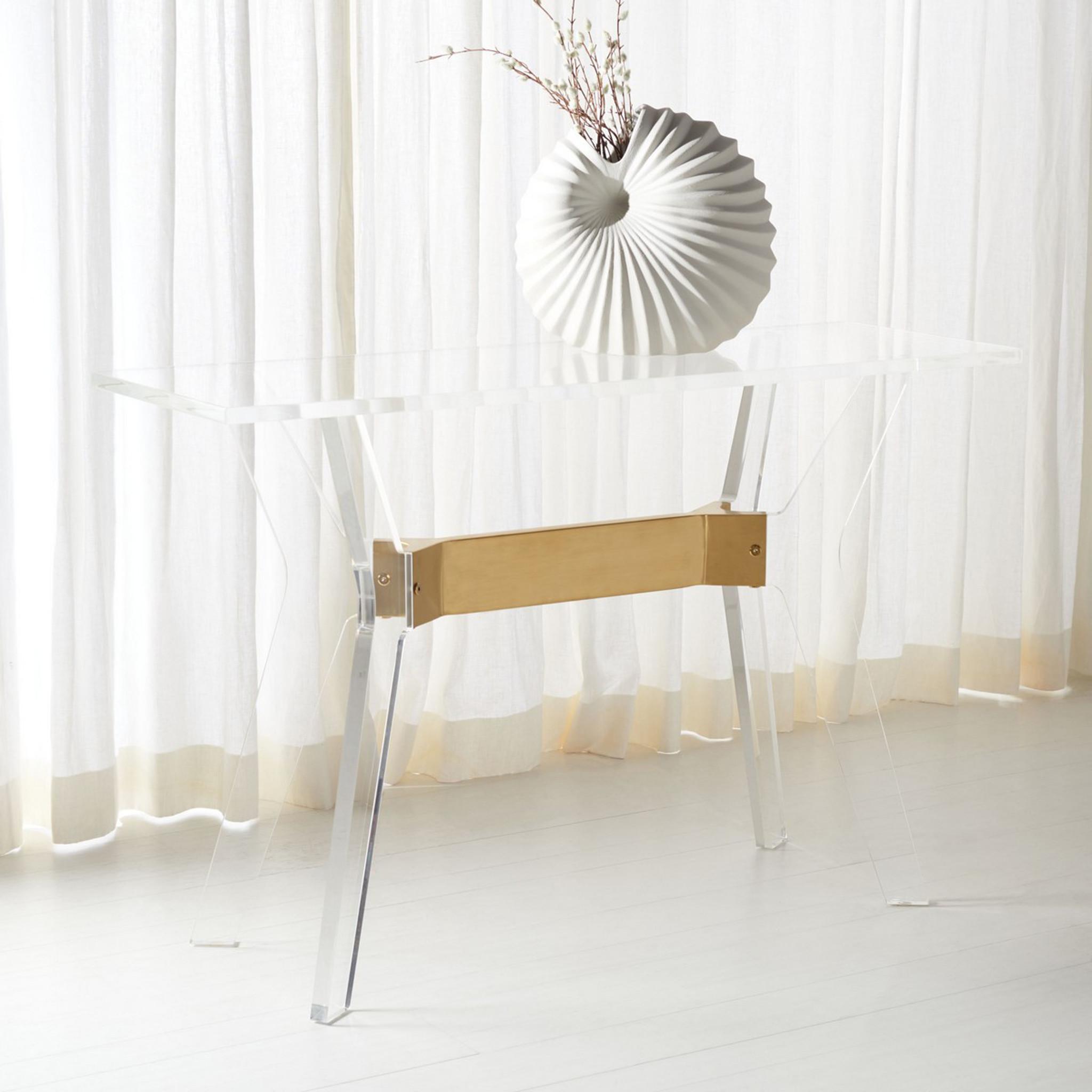 Werner Acrylic Console Table Design: SFV2559A