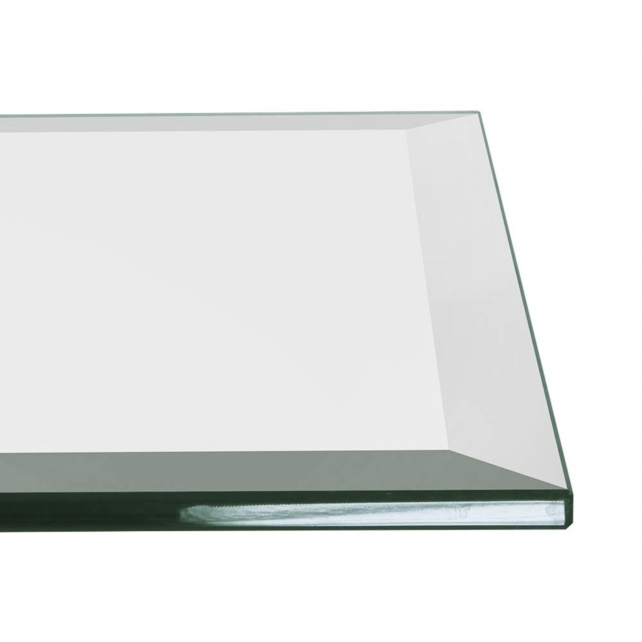 Curved Swoop Leg Lucite Console Table