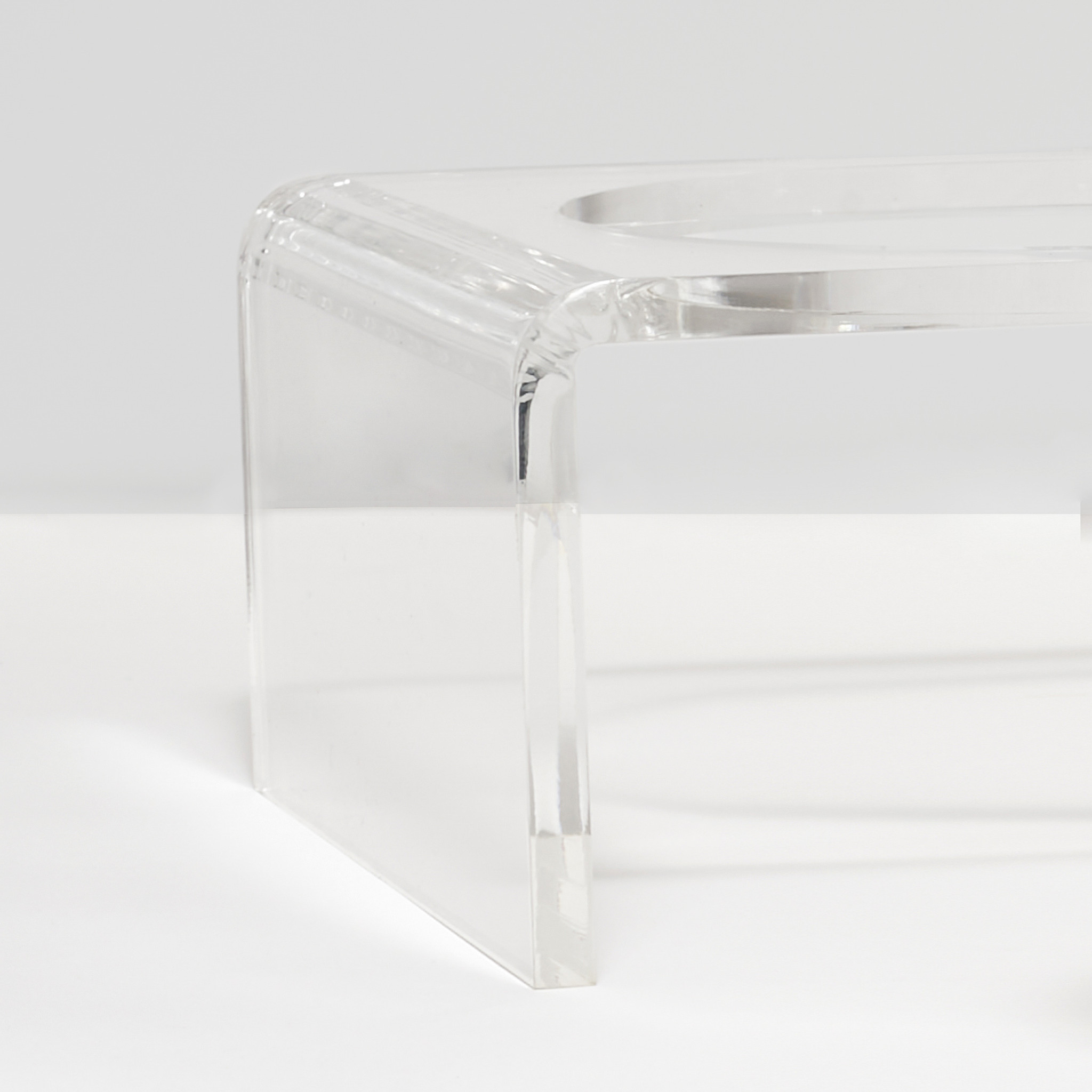 best of 2019 clear acrylic lucite plastic dog bowl stand raised height metal bowls best price