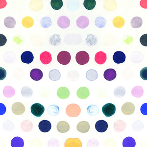 dots_5_#2_lucite kristi kohut modern fine art print lucite acrylic shadow box