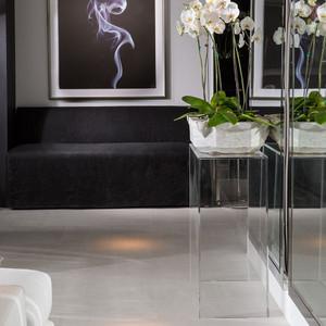 """clear lucite acrylic tall modern plexiglass art sculpture pedestal stand 36"""""""