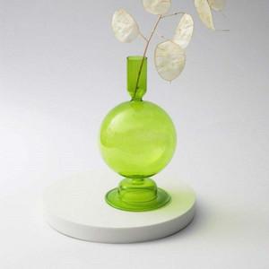 """Mid Century Modern """"Ball"""" Vase"""