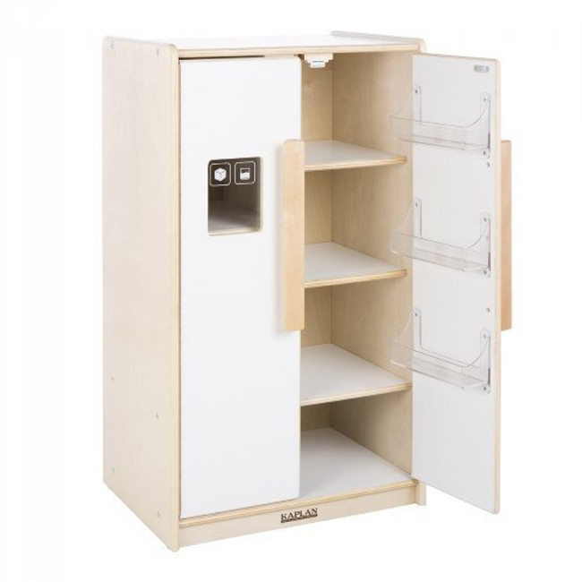 best modern kids play kitchen white wood chic contemporary nursery playroom décor play furniture