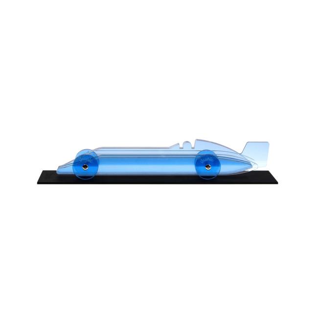 Lucite Color Car Model Sculpture,  Color Options