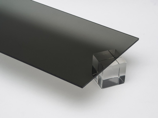 Smoke Grey Acrylic Z Table