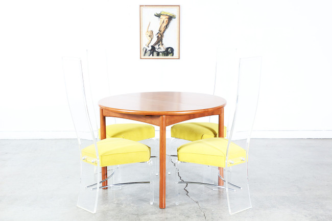 Retro to Modern: A History of Acrylic Furniture