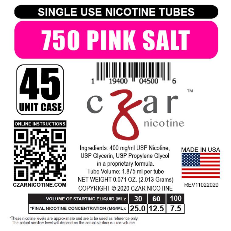 PINK SALT 750mg/ml - 45 Units