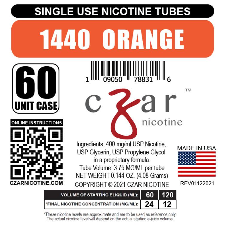 Orange 1440mg/ml - 60 Units