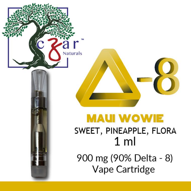 Delta 8 Maui Wowie 1mg Vape Cartridge
