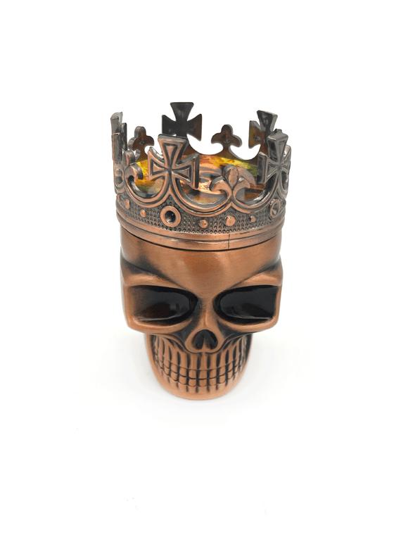 Grinder 2 Stage Skull King