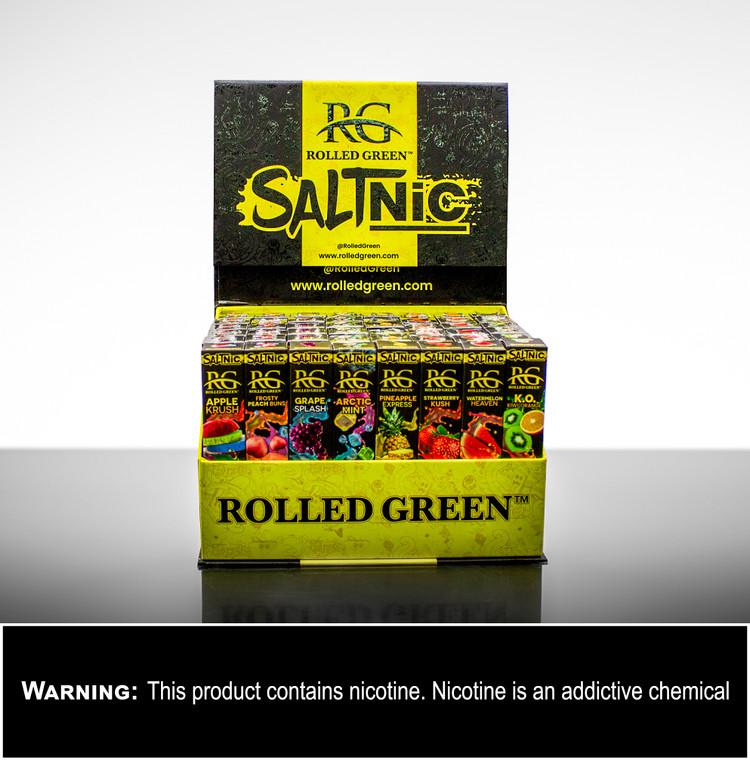 Rolled Green™ SALTNiC