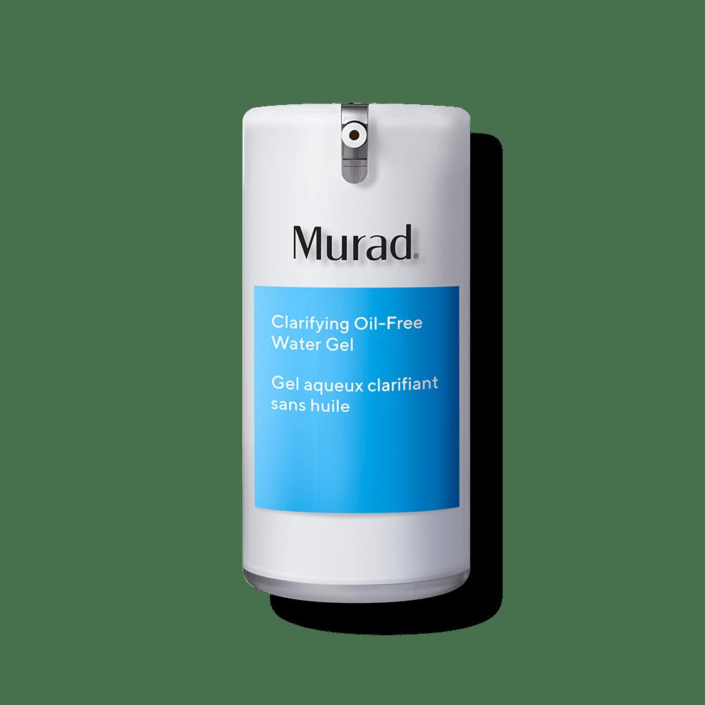 Clarifying Oil-Free Water Gel
