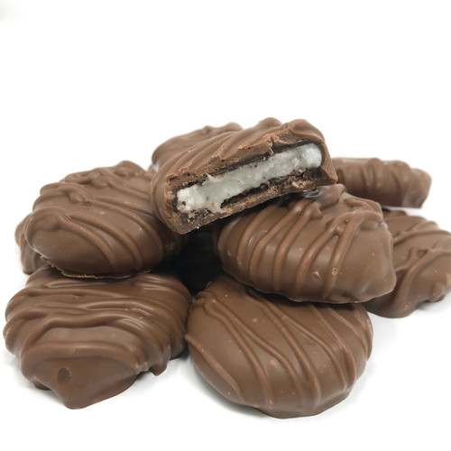 Stutz Candy Boxed Chocolate Double Dipped Mints